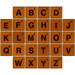 WORDS with friends alphabet