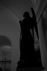 statua (Salvo Marturana) Tags: berlin germany bn statua biancoenero germania cripta berlinerdom berlino tamron1750 alemagna duomodiberlino canon550d