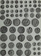 """Image from page 282 of """"Archaiologik ephmeris : ekdidomen hypo ts en Athnais Archaiologiks Hetairias"""" (1862)"""