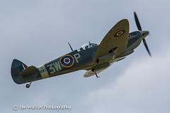 Damyns 2014 (Ian Wallin Photography) Tags: yak plane canon airplane aircraft airshow spitfire biplane canon5dmkiii damyns2014