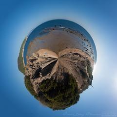Cabo de Trafalgar (scar Daz) Tags: espaa beach landscape spain cabo playa paisaje planet cape polar cdiz planeta panormica caosdemeca