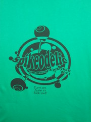Spikeopaths Summer T-Shirt Archive: 2011 Front