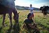 Riposino con Rondello (Gaia83) Tags: veterinarifotografi trekkingconimuli