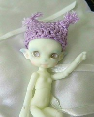 """Darling Fuuga  """"I got eyes - now I can see!"""" (ok2la) Tags: elf bjd faery faerie fairy doll sprite gnome pixie ccc charles creature cabinet fuuga frost firefly tiny"""
