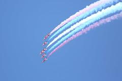 Red Arrows dawlish airshow 2014 (Allan Jones Photographer) Tags: redarrows allanjonesphotographer