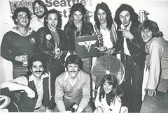 Van Halen, David Lee Roth 1979 (Taylor Player) Tags: seattle alex leather rock electric les paul star michael concert guitar live 5150 edward destroyer 80s 70s anthony males roll van pasadena 1970s gibson halen kramer danelectro ibanez charvel 19802 wacf