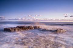 Dunraven Bay (Federico Zimbaldi) Tags: castle nature wales landscape bay nikon long exposure nd filters grad paesaggio federico galles dunraven d610 zimbaldi