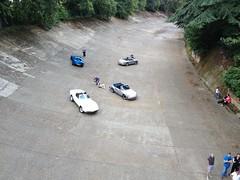 Classic Car Photoshoo @ Brooklands Museum (mangopulp2008) Tags: classic car museum brooklands photoshoo