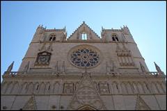Primatiale St Jean (wilphid) Tags: lyon rhne stjean vieuxlyon placestjean