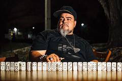 Project 52 - Weekenders - Dominos (Sohail.Fazluddin) Tags: portrait jason art miami culture personality dominos nightlife speak openmic project52 speakmiami