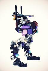 steam mech profile (per_ig) Tags: lego steam mech steampunk