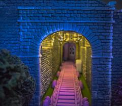 The Rainbow Bypass (axi11a) Tags: princess magic traintracks tunnel led pony magical estaria ledstrip
