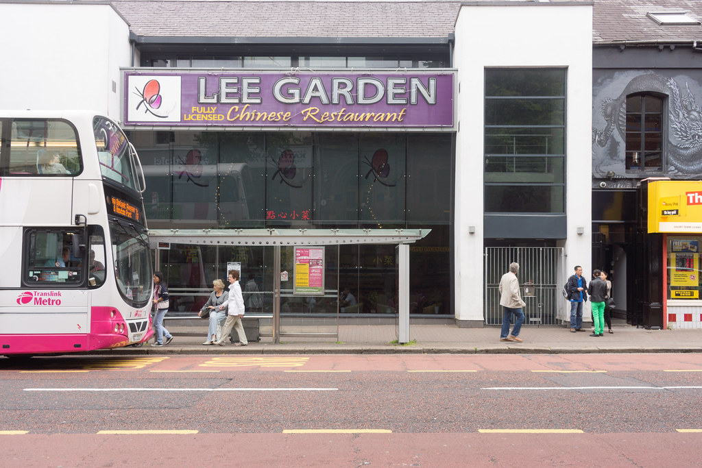 LEE GARDEN FULLY LICENCED CHINESE RESTAURANT IN BELFAST