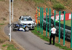 GP Brno 2014 Valentino Rossi crash and Alvaro Bautista 16.8.2014 (kit.hl68) Tags: monster nikon village crash brno vip bmw yamaha motogp fp 2014 gpbrno