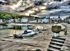 Stonehaven Harbour (chdphd) Tags: aberdeenshire harbour hdr hdri stonehaven kincardineshire stonehavenharbour