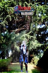 You can call me... Sheik (DrosselTira) Tags: blue costume outfit smash play time cosplay ninja nintendo version super queen zelda warriors cosplayer harp legend sheik loz ocarina hw hyrule hyrulewarriors
