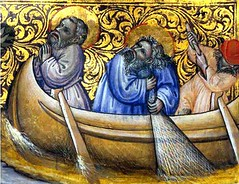 The Gospel of St. Luke 05  01-11 Miracle fishing a lot - By Amgad Ellia 08 (Amgad Ellia) Tags: st by fishing miracle 05 luke lot gospel amgad ellia 0111 the