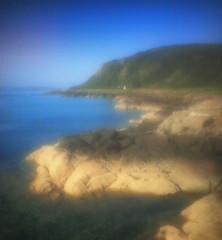 Coast and Moor - Too Far (wheehamx) Tags: beach digital plate pinhole moor zone ayrshire seamill fairlie