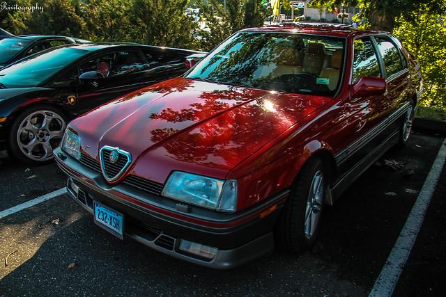 red car sport sedan canon rebel italian connecticut fast adobe 164 1992 t3 alfaromeo rare lightroom newcanaan 2014 rivitography 232xsh