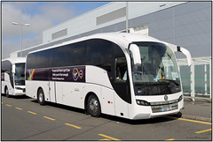(Gerry McL) Tags: bus scotland volvo coach glasgow games commonwealth 2014 sc7 sunsundegui b11r