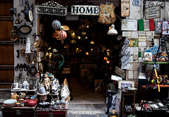 Cluster - Home (Beatrice Ugolini) Tags: life summer vacation italy travelling love home colors shop contrast lights still time good like objects happiness things explore nostalgia stuff l sicily lamps variety welcome symbols various clocks anything