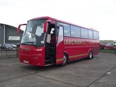 YJ07DVZ (Marchants) 21-09-2014 Duxford Showbus.1 (routemaster2217) Tags: transport duxford imperialwarmuseum iwm showbus2014