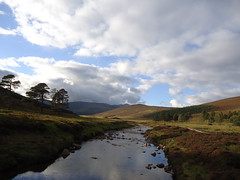 Lui water (Mr Trekker) Tags: scotland scottishhighlands