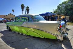 9th Annual Car Show - Foursquare Church - Whittier (dmentd) Tags: hotrod custom streetrod