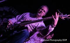 Bass man (vantagepointrocks) Tags: edinburgh vantagepoint 2017 bombskare hardrock heavymetal bassguitar bcrich livegig