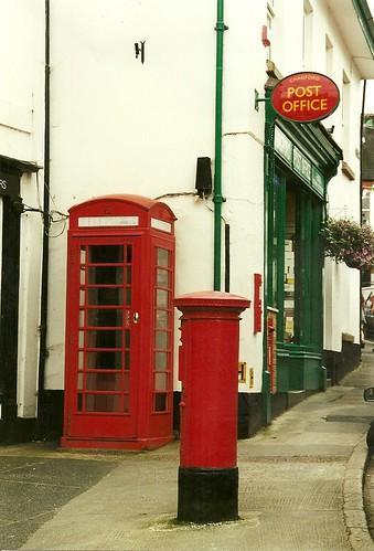 Market House, The Square, Chagford, Newton Abbot TQ13 8AB, UK