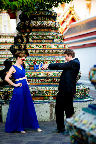 Bangkok Pre Wedding - Thailand Wedding Photographer