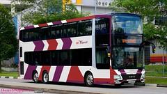 SBS Transit (Premium Livery) - MAN A95 (Batch 3) - SG5800M - Bus Service OFF SERVICE (hagenpapa14) Tags: sbs transit premium livery man a95 batch 3 new busesingapore