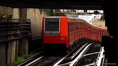 Alsthom MP-68 M.0085 | Valle Goméz (Christian Linarez) Tags: cdmx ciudaddemexico alsthom alstom mp68 mp68r93 linea5 vallegoméz stcmetro stc metrodf metro subway