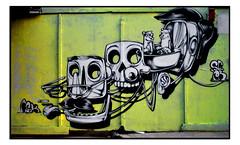 STREET ART by SEPR (StockCarPete) Tags: sepr artistsepr streetart londonstreetart wallart spraycanart shoreditchart aerosolart