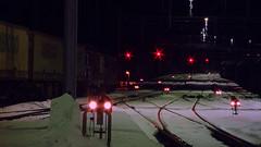Ambrogio at night (BLS + Basel) Tags: bls re44 re425 kandersteg lötschberg nordrampe eisenbahn fahrzeug zug lokomotive
