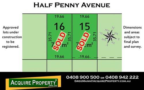 L16 Half Penny Avenue, Kellyville NSW 2155