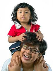 mia & mami (yaman ibrahim) Tags: love girl happy smiles curlyhair