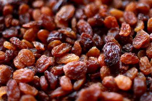 Raisins / Rosinen by manoftaste.de, on Flickr