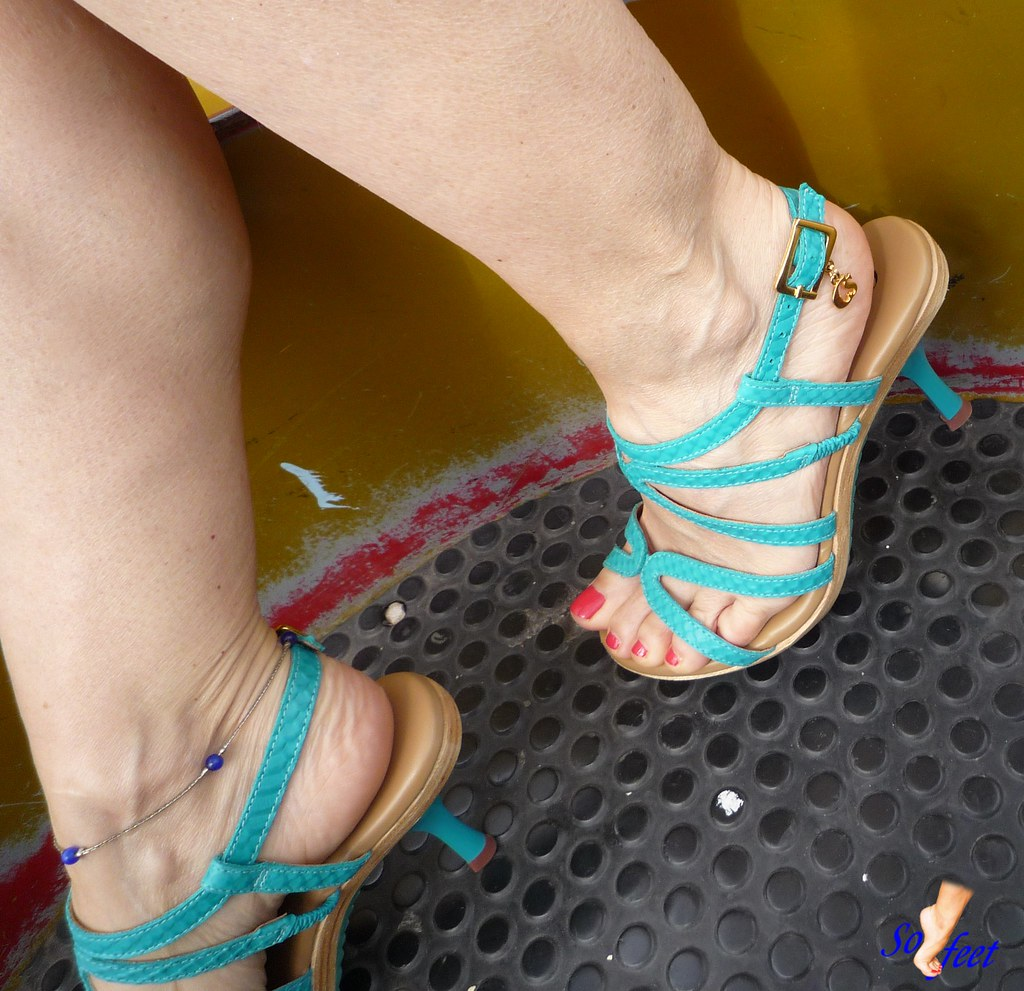 Sexy shoes for big feet