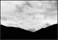 Watching the clouds pass by (ShinyPhotoScotland) Tags: sky blackandwhite art nature composite clouds manipulated lens landscape photography dynamic emotion space lakedistrict aspiration places hills equipment negativespace filter zen cumbria vista dreamy beyond areas fleeting simple toned contrasts stacked airy downsouth lightanddark elegance loweswater crazyart timescale digikam tonemapped shapeandform cloudappreciation rawconversion burnbankfell enfuse carlingknott rawtherapee digitalred meaningemptiness sony1855 darktable abstractqualities digitalgradnd digitallowpass timefulness