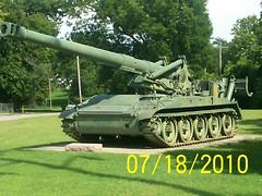 tank (jdb76239) Tags: self propelled howitzer m110