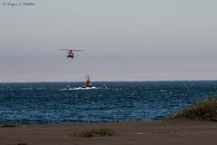 Rescue practice (Hrefna Melste) Tags: summer iceland islandia verano sumar sland memorialservice valavk bjrgunarsveit searchandrescueteam