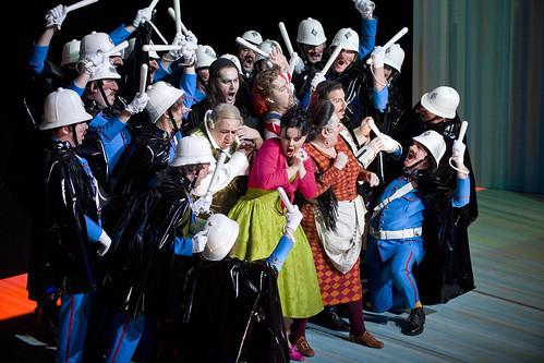 Il barbiere di Siviglia Musical highlight: The Act I finale