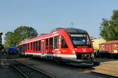 P1690690 (Lumixfan68) Tags: eisenbahn db lint alstom bahn deutsche regio 648 vvm triebwagen sonderfahrt baureihe coradia dieseltriebwagen 41h