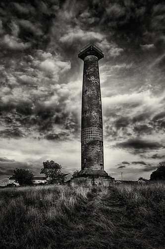 Keppel's Column (HDR) - Rotherham, South Yorkshire.