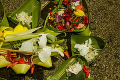 """Sesajen"" (Djari Sebelas) Tags: bali travelling indonesia prayer offering hindu lombok sesajen"