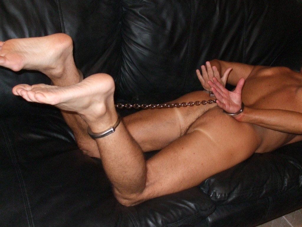 Recommend you bondage handcuffed handcuffs hogtied what