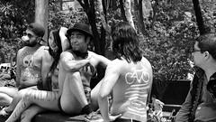 Mexico City Naked Bike Ride 2014 (4) (Carl Campbell) Tags: mexicocity ciudaddemxico worldnakedbikeride wnbr