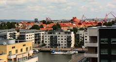 Sannegrdshamnen (blondinrikard) Tags: gteborg gothenburg hisingen sannegrdshamnen