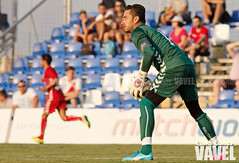 Rayo Vallecano 1-3 Real Murcia (Pretemporada 2014/2015) (VAVEL Espaa (www.vavel.com)) Tags: murcia ftbol vavel rayovallecano ftbolespaol realmurciacf vavelcom carlacorts centrodeportivopinatararena pinatararena rayovavel noaasoka fotosvavel